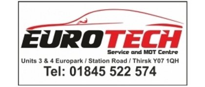 Eurotech Garage, Thirsk