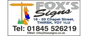 Fox's Signs