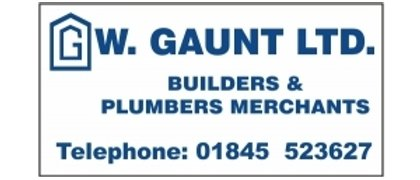 W. Gaunts Ltd. Building and Plumbing Merchants