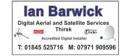 Ian Barwick Aerial and Satellite