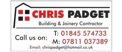 Chris Padget Building and Joinery