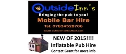 OutsideInn's - Mobile Pub & Bar Hire