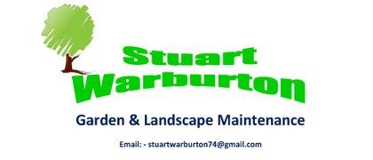 Stuart Warburton Garden & Landscape Maintenance