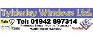 Tyldesley Windows
