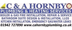 C & A Hornby Plumbing & Heating Services
