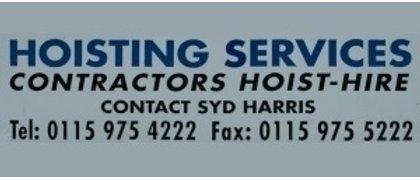 Hoisting Services (Midlands) Ltd