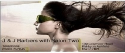 J and J Barbers with Salon Two