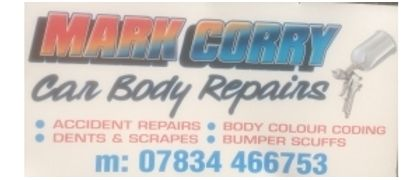 Mark Corry Body Repair & Sales
