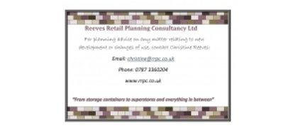 Reeves Retail Planning Consultancy