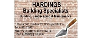 Hardings Building Specialists