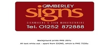 Camberley Signs
