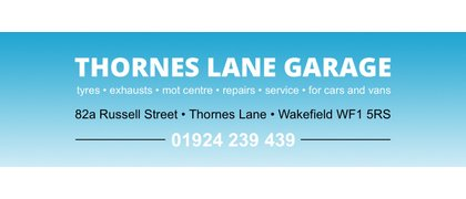 Thornes Lane Garage