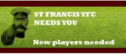 New Players Needed