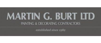 Martin G Burt Painting & Decorating ltd