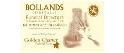 Bollands Funeral Directors