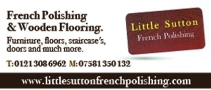 Little Sutton French Polishing