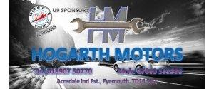 Hogarth Motors, Eyemouth
