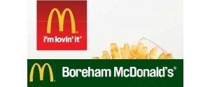 McDonalds of Boreham