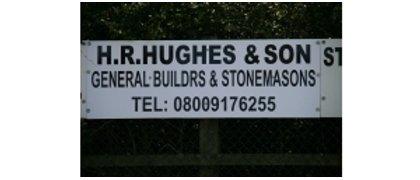H R Hughes and Son Stonemason