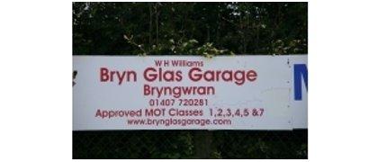 Bryn Glas Garage