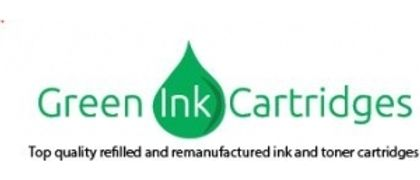 Green Ink Cartridges