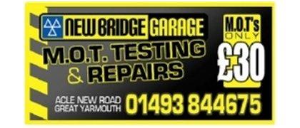 New Bridge Garage