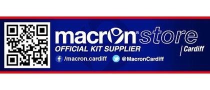 Macron Store Cardiff