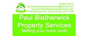 Paul Blatherwick Property Services