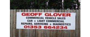 Geoff Glover