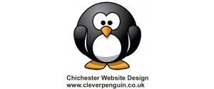 Clever Penguin Website Design