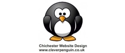Clever Penguin Website Design