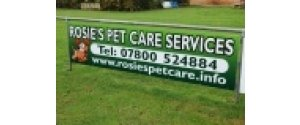 Rosies Pet Care Services