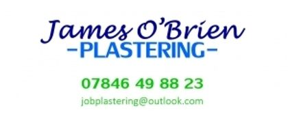 James O'Brien Plastering