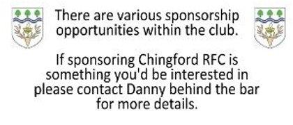 Sponsorship Advert