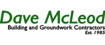 Dave McLeod Building and Groundwork Contractors
