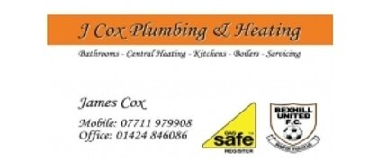 James Cox Plumbing & Heating