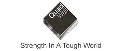 "Quadwall  ""Strength in a tough world"""