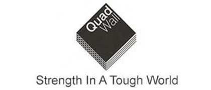"Quadwall  ""Strength in a tough world"""