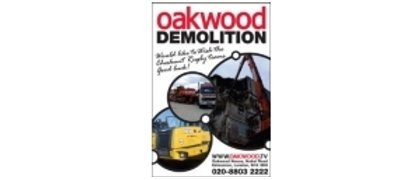 Oakwood Demolition
