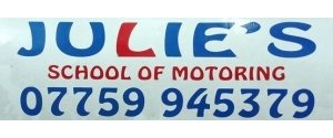 Julie's School of Motoring