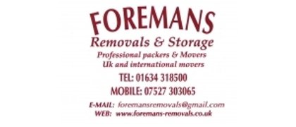 Foremans Removals