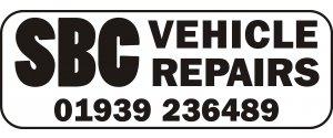 SBC Vehicle repairs