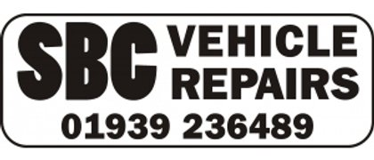 SBC Vehicle repairs
