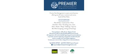 Premier Pest Management