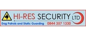 Hi-Res Security