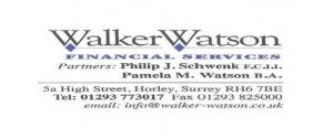 Walker Watson  Financial Services
