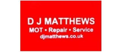 D J Matthews Garage