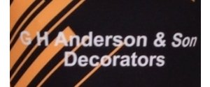 G H Anderson & Son Decorators
