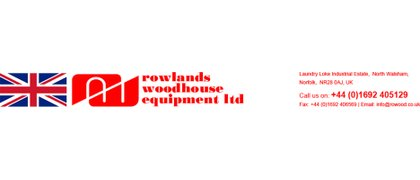 Rowland Woodhouse Equipment Ltd