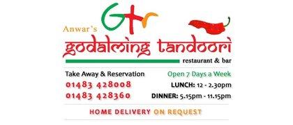 Godalming Tandoori